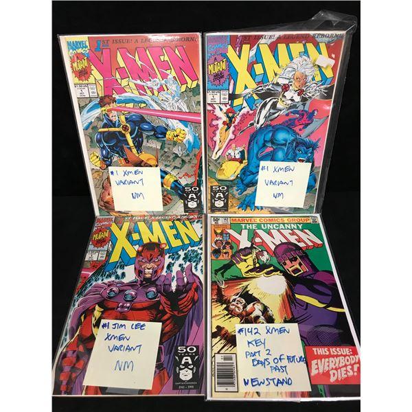 X-MEN COMIC BOOK LOT (MARVEL VARIANTS)