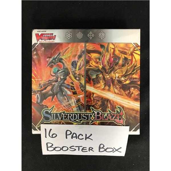 SILVERDUST BLAZE 16 PACK BOOSTER BOX