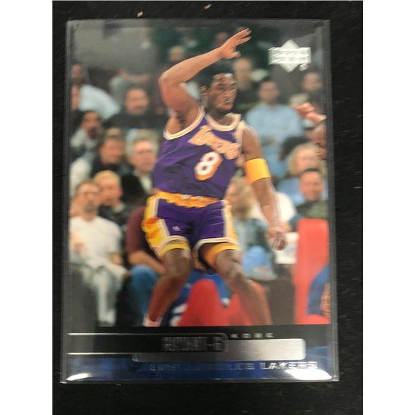 1999-00 Upper Deck #58 Kobe Bryant