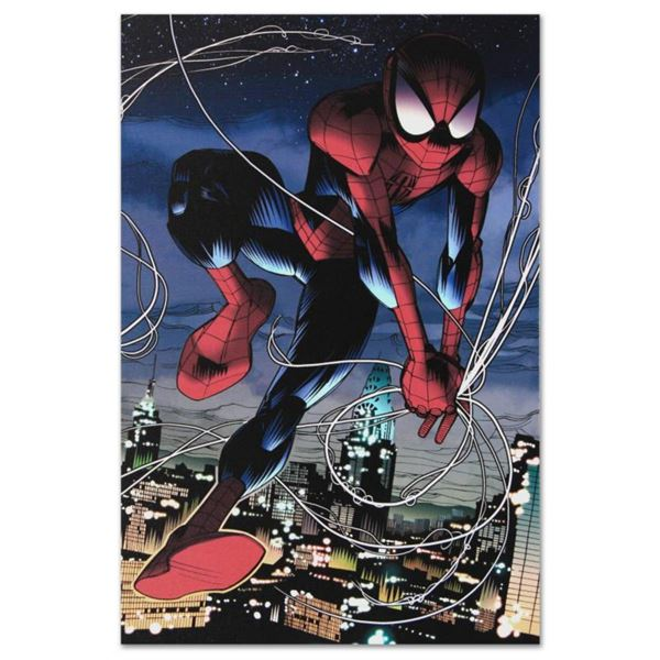 """Marvel Comics """"Ultimate Spider-Man #152"""" Numbered Limited Edition Giclee on Canvas by Sara Pichelli"""