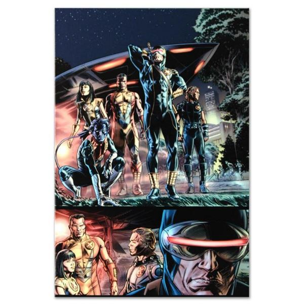 """Marvel Comics """"Wolverine: Origins #34"""" Numbered Limited Edition Giclee on Canvas by David Finch with"""