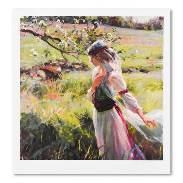 """Dan Gerhartz, """"Extending Grace"""" Limited Edition, Numbered and Hand Signed with Letter of Authenticit"""