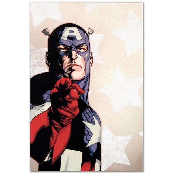 """Marvel Comics """"New Avengers #61"""" Numbered Limited Edition Giclee on Canvas by Stuart Immonen with CO"""
