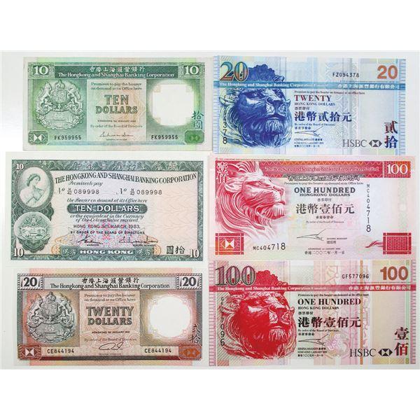 Hongkong and Shanghai Banking Corp., and Hongkong and Shanghai Banking Corp. Ltd., 1983-2005, Group