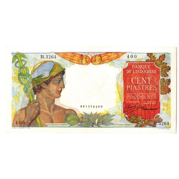 Banque de l'Indochine. ND (1949-1954) Issue Banknote.