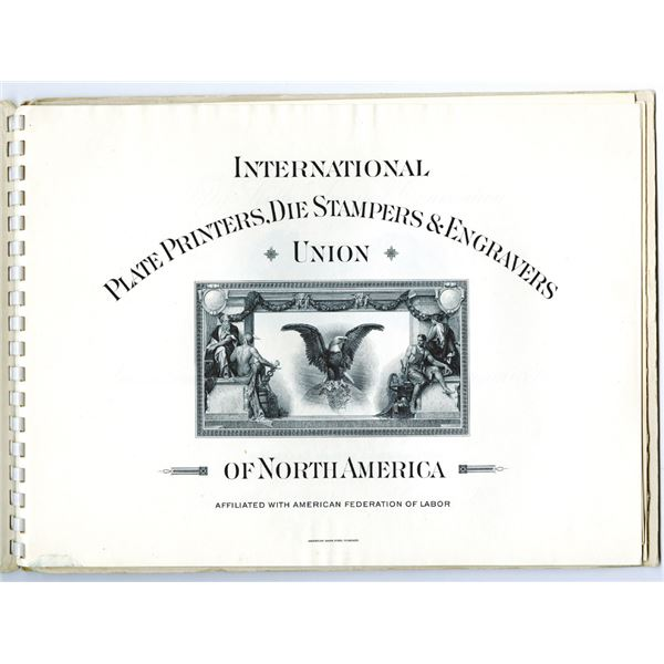 International Plate Printers, Die Stampers and Engravers Union of N.A., 1948 - 56th Anniversary Conv