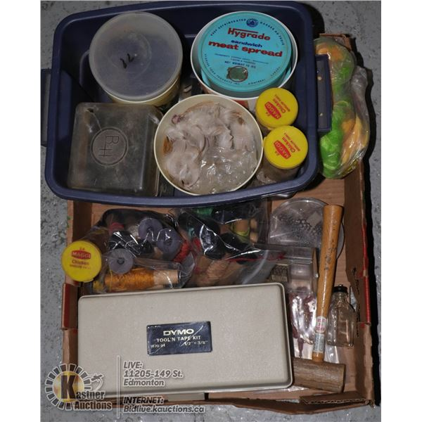 FLY MAKING SUPPLIES AND TOOLS. LISTO LEADS, RAWHIDE MALLET PLYERS,VISES, LEADS, GATOR GRIP, FEATHERS