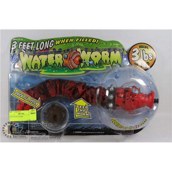 NEW WATER WORM