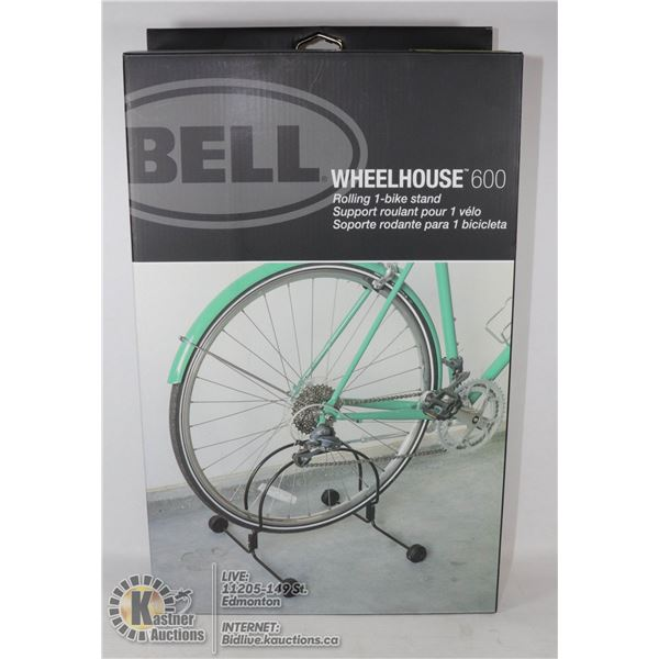 NEW BELL ROLLING BIKE STAND