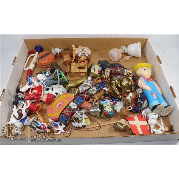 ASSORTED ESTATE LOT OF COLLECTIBLES