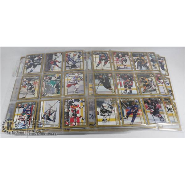 98-99 TOPPS COMPLETE SET
