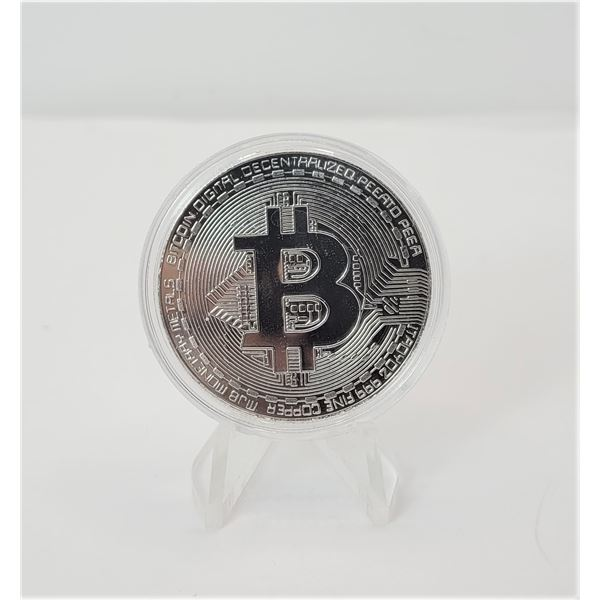 18)  ENCAPSULATED BIT COIN COLLECTIBLES