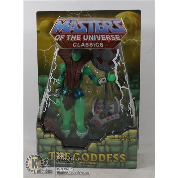 MASTERS OF THE UNIVERSE CLASSIC THE GODDESS FIGURE