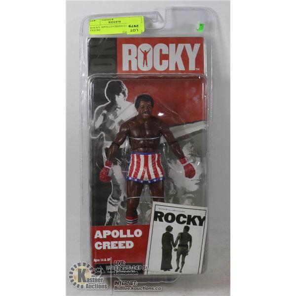 ROCKY APOLLO CREED COLLECTOR FIGURE