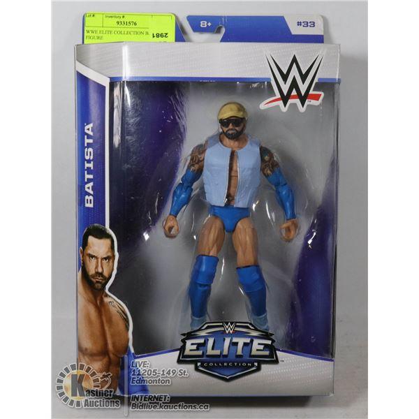 WWE ELITE COLLECTION BATISTA FIGURE