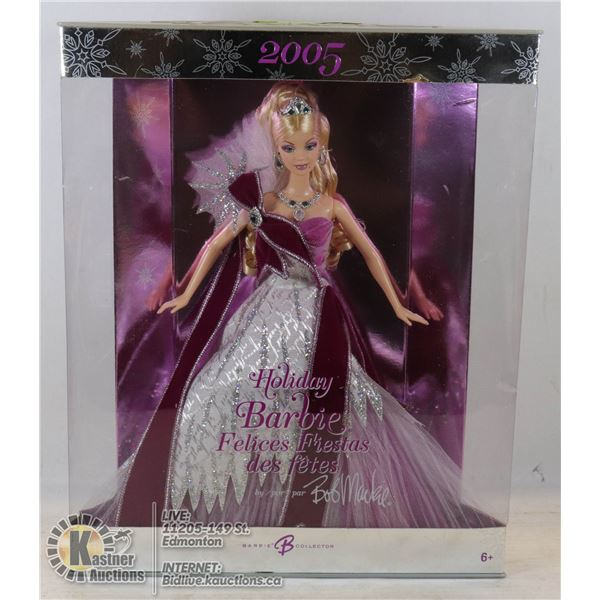 2005 HOLIDAY BARBIE UNOPENED - VERY GOOD CONDITION