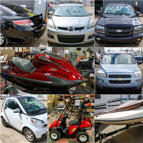 FEATURED BOATS TRAILERS TOYS VEHICLES OH MY