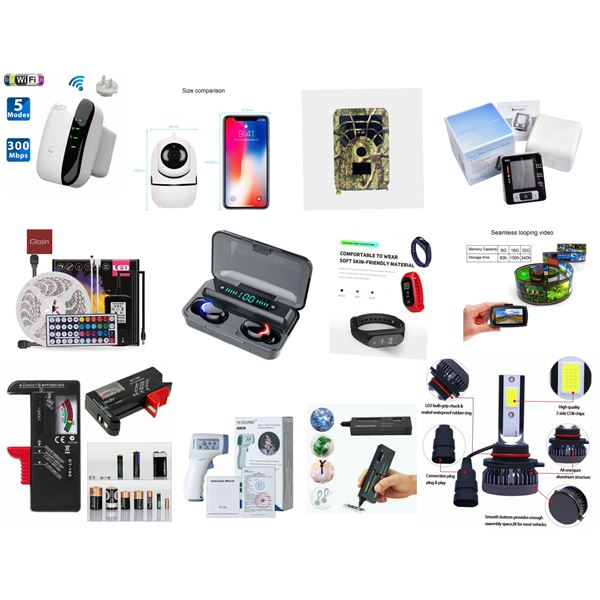 FEATURED NEW GADGETS AND GIZMOS