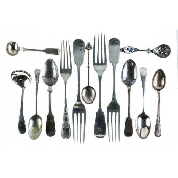 Estate Lot - Flatware