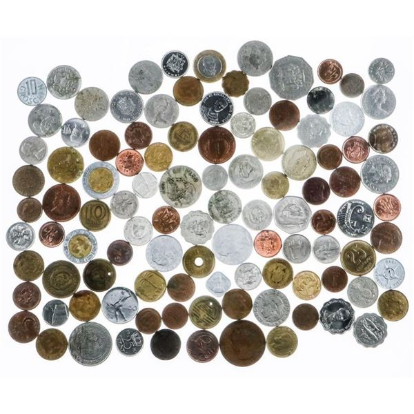 Bag Lot/World Coins