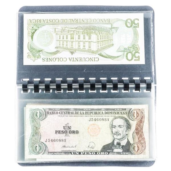 Currency Album - Full World Notes