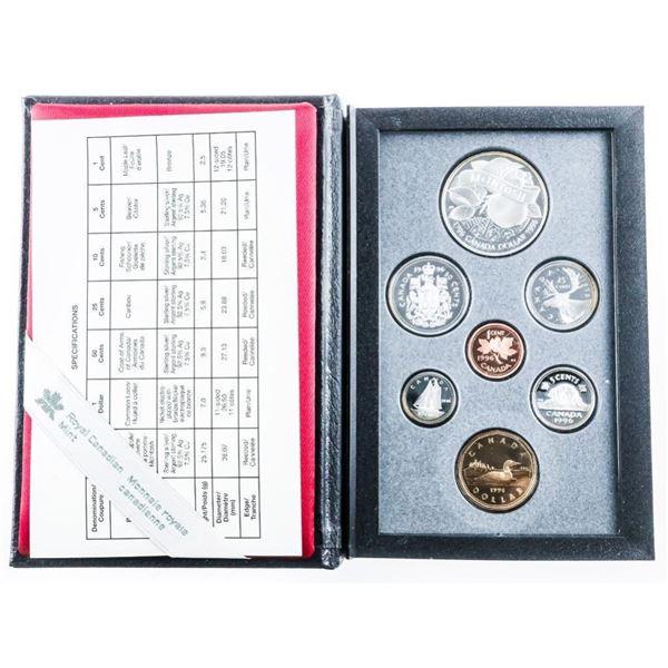 RCM 1996 Proof Coin Set