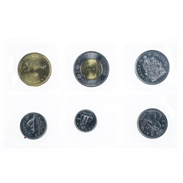 2017 RCM Classics Coin Set UNC
