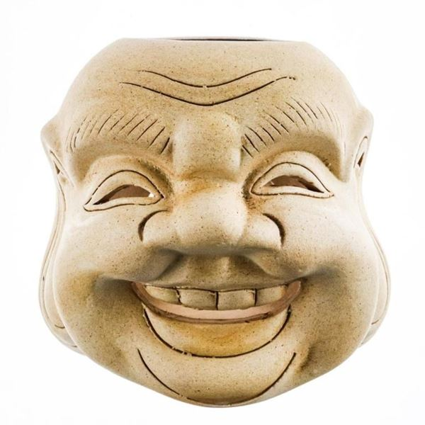 Happy Buddha Oil Burner