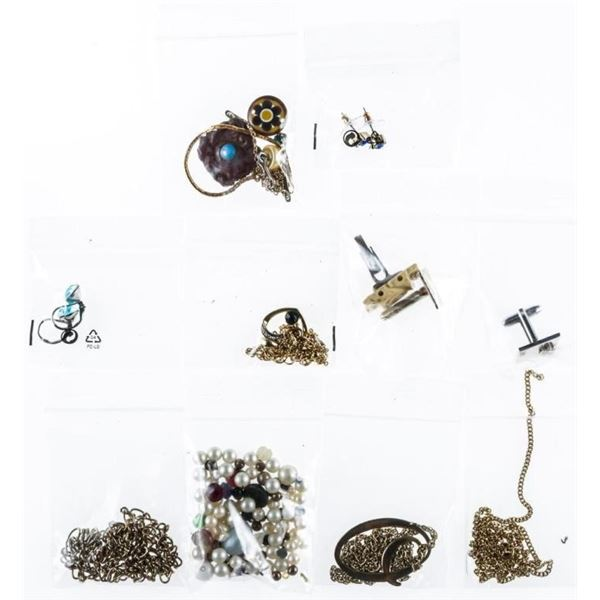 Estate/Bag - Mixed Jewellery