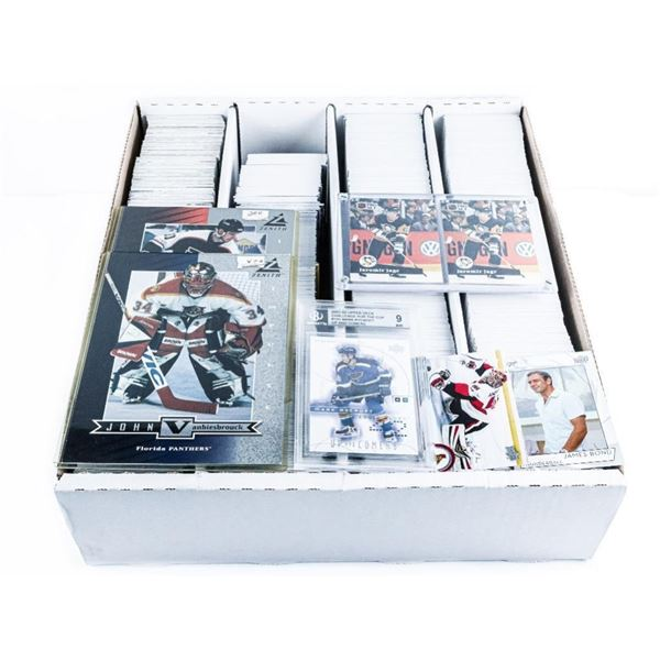 Estate - Monster Box of Mixed Sports and Non  Sports cARDS
