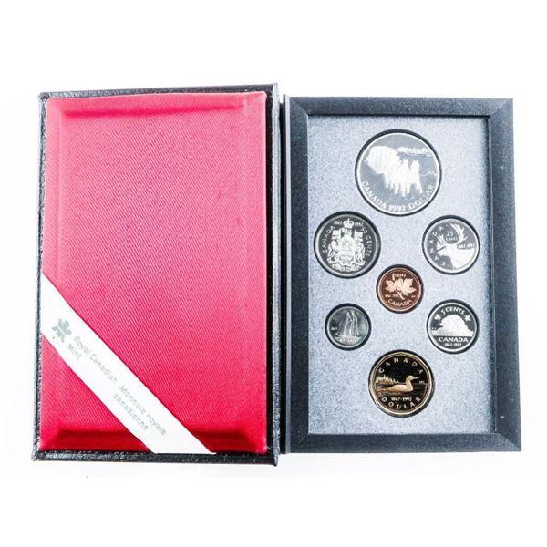 RCM 1999 Proof Mint Coin Set