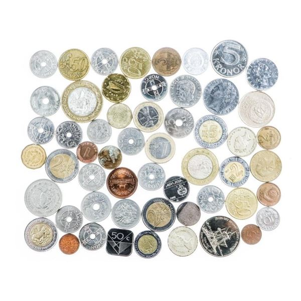 Bag/Lot World Coins