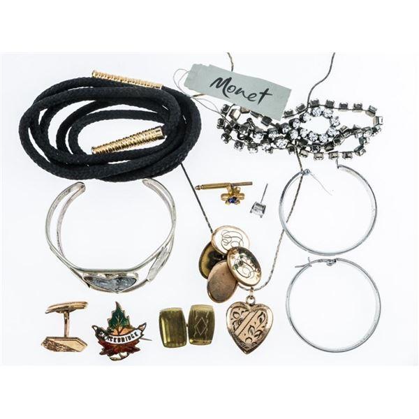 Estate/Bag Lot Jewellery