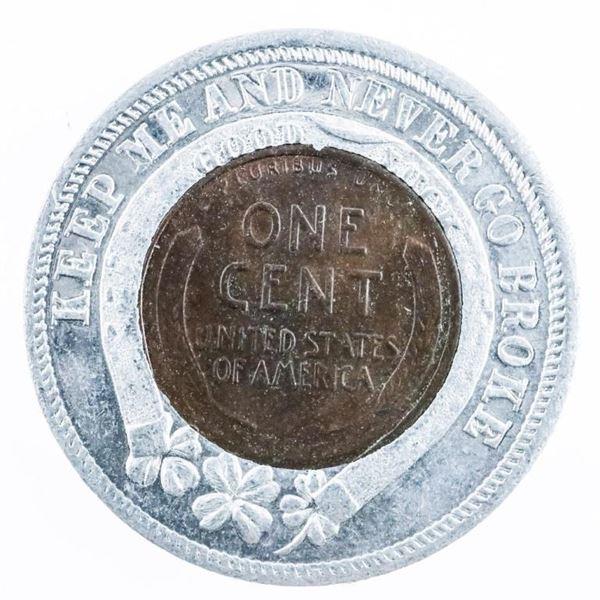 1913 Lincoln State Bank High Grade token