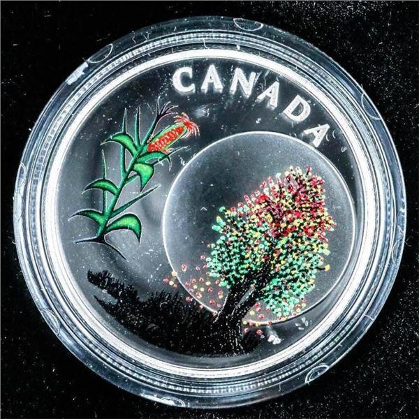 2018 Corn Moon .9999 Fine Silver $3 Coin