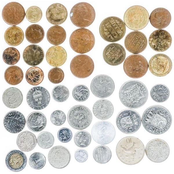Bag Lot - Mixed World Coins