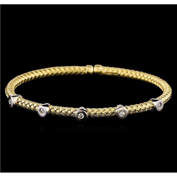 0.15 ctw Diamond Bracelet