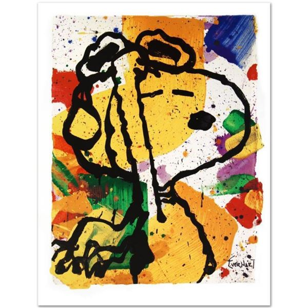 """""""Salute"""" Limited Edition Collectible Fine Art Lithograph by Renowned Charles Sch"""