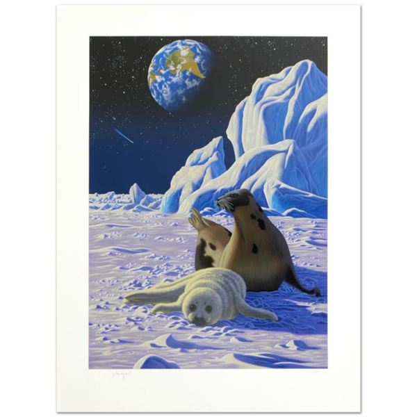 """""""The End of Innocence"""" Limited Edition Serigraph by William Schimmel, Numbered a"""