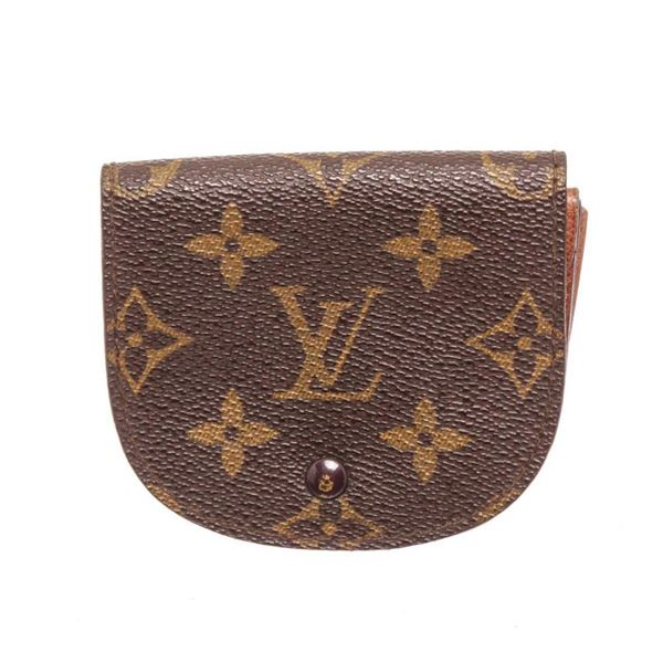 Louis Vuitton Brown Monogram Zippy Coin Purse