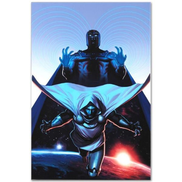 """Marvel Comics """"X-Men #16"""" Numbered Limited Edition Giclee on Canvas by Jorge Mol"""