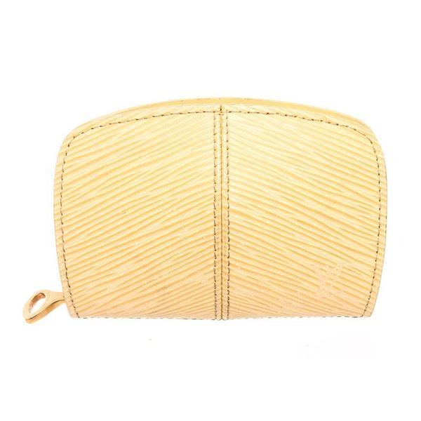 Louis Vuitton Beige Mini Dauphine Case
