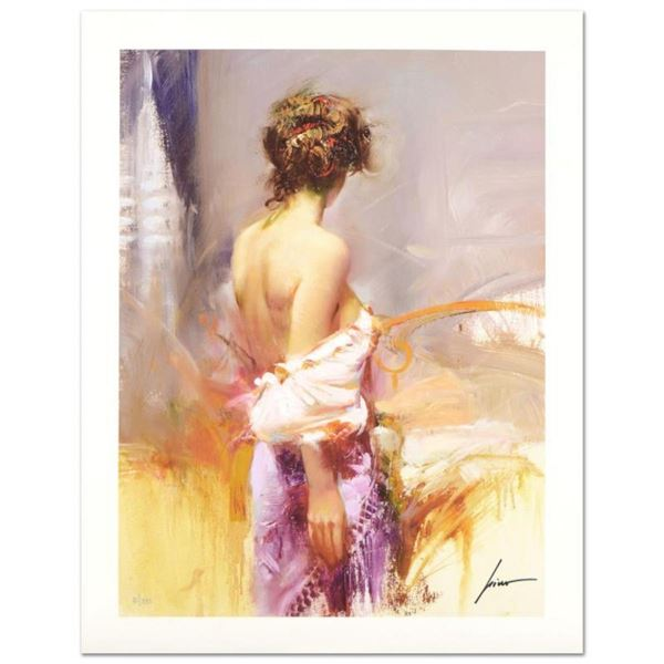 """Pino (1939-2010) """"Twilight"""" Limited Edition Giclee. Numbered and Hand Signed; Ce"""