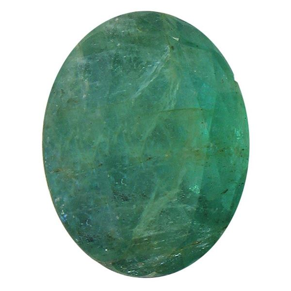 3.86 ctw Oval Emerald Parcel