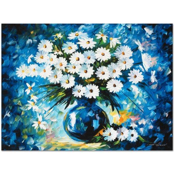 "Leonid Afremov (1955-2019) ""Radiance"" Limited Edition Giclee on Canvas, Numbered"