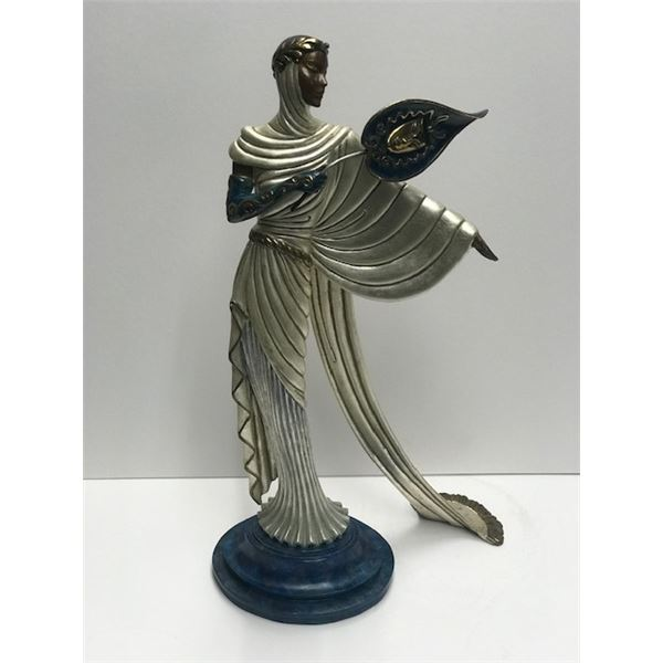 """Tanagra"" by Erte: Images in Bronze"