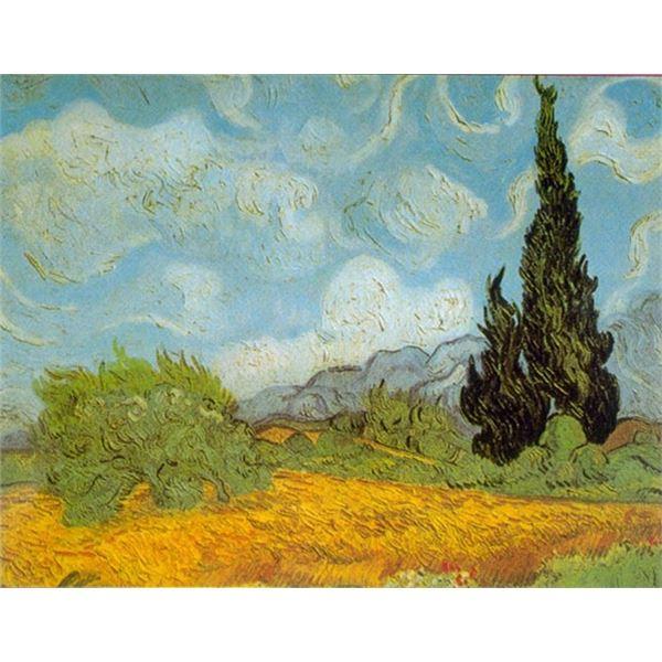 Van Gogh - Haute Gafille