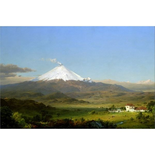 Frederic Edwin Church - Cotopaxi