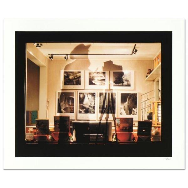 "Robert Sheer, ""Ansel Adams Spirit At His Gallery"" Limited Edition Single Exposur"