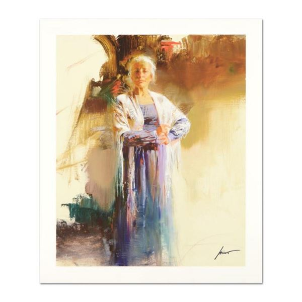 """Pino (1939-2010) """"The Matriarch"""" Limited Edition Giclee. Numbered and Hand Signe"""
